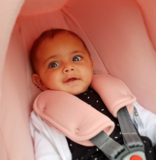 roze maxi cosi hoes