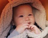Baby Voetenzak