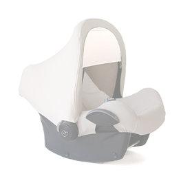 Maxi-Cosi carseat canopy | shade cloth OffWhite