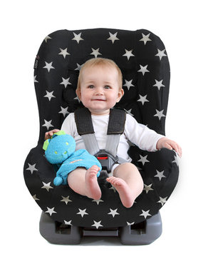 Car seat cover 1+ group BlackStar
