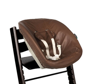 Stokke newborn fake leather snake