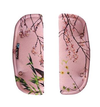 Gordelbeschermers Asian Cherry Pink