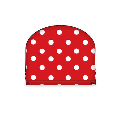 Maxi-Cosi carseat canopy |shade cloth RedPolka