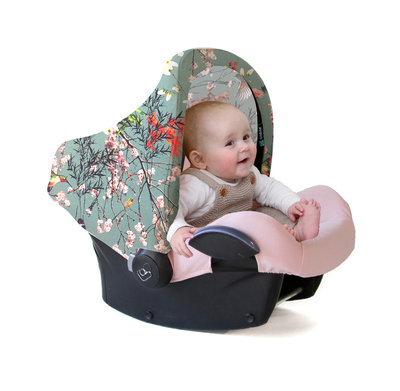 Maxi Cosi zonnekap Asian Cherry