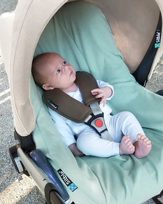 Maxi-Cosi seat cover OldMint