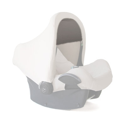 Maxi-Cosi carseat canopy | shade cloth WarmGrey